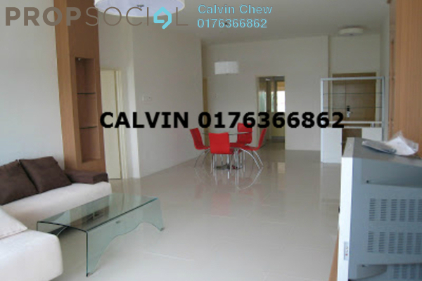 For Rent Condominium at East Lake Residence, Seri Kembangan Leasehold Fully Furnished 3R/2B 2.2k