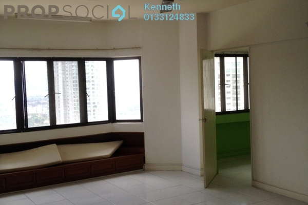 For Rent Condominium at Angkupuri, Mont Kiara Freehold Unfurnished 3R/2B 2.8k