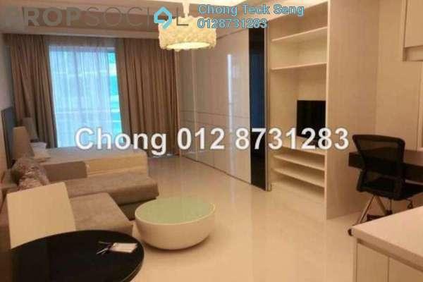 For Rent Serviced Residence at Plaza Damas 3, Sri Hartamas Freehold Fully Furnished 0R/1B 1.8k