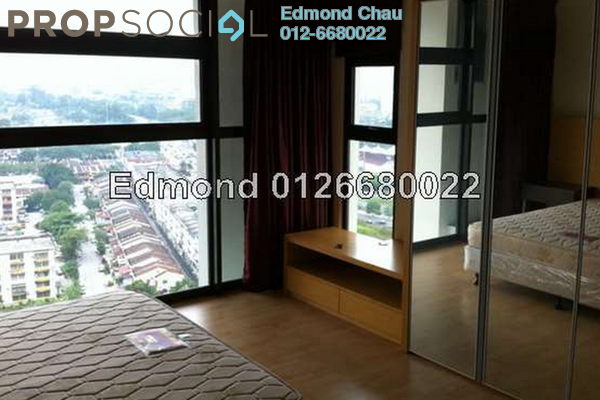 For Sale Condominium at Pertama Residency, Cheras Leasehold Fully Furnished 1R/2B 600k