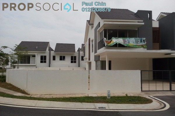 For Sale Terrace at Emerald West, Rawang Freehold Unfurnished 6R/5B 1.48m