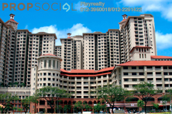 For Sale Condominium at Casa Tropicana, Tropicana Leasehold Semi Furnished 2R/2B 700k