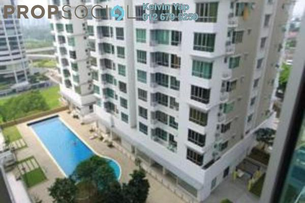 For Rent Apartment at Casa Tiara, Subang Jaya Freehold Fully Furnished 3R/2B 2.75k