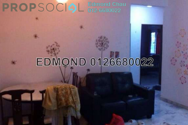 For Rent Condominium at De Tropicana, Kuchai Lama Leasehold Fully Furnished 3R/2B 1.9k
