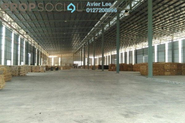 For Rent Factory at Teluk Kemang, Port Dickson Freehold Unfurnished 0R/3B 78.6k