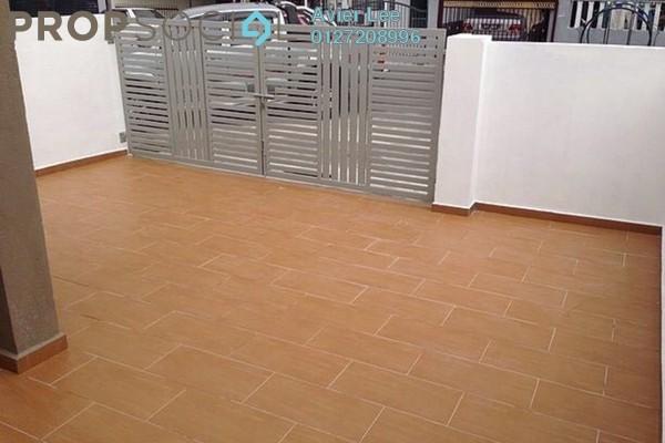 For Sale Terrace at Taman Sentosa, Kajang Freehold Unfurnished 3R/2B 288k
