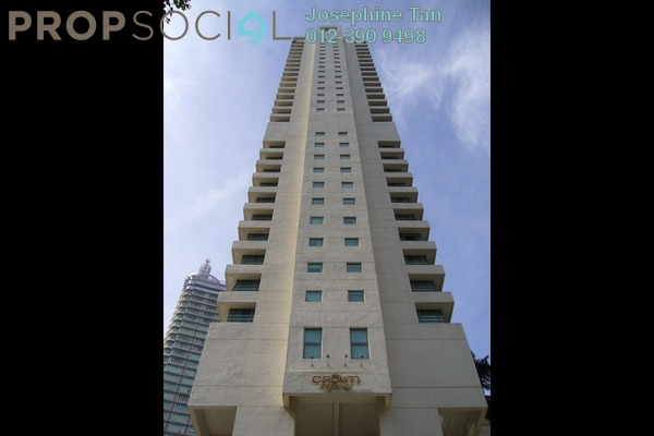 For Sale Condominium at Crown Regency, KLCC Freehold Fully Furnished 4R/3B 1.2m