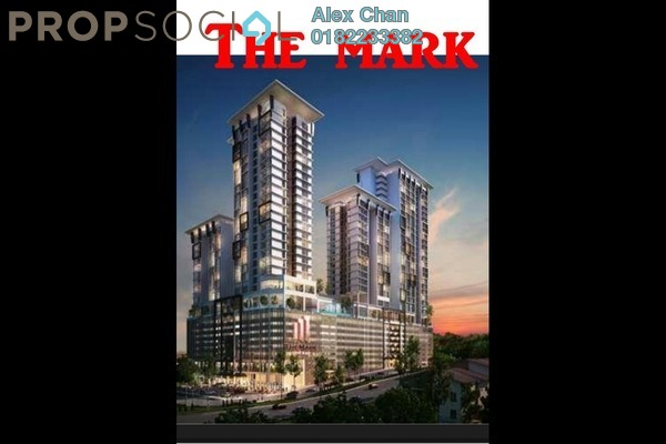 For Sale Serviced Residence at The Mark, Cheras Leasehold Fully Furnished 1R/1B 450k