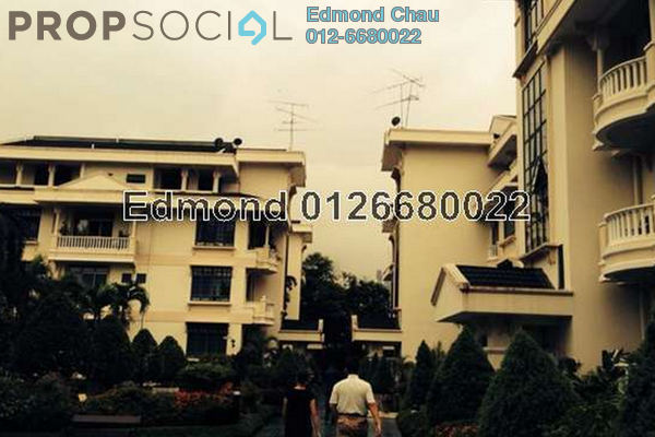 For Rent Condominium at Regal Villa, Ampang Hilir Freehold Semi Furnished 3R/3B 5k