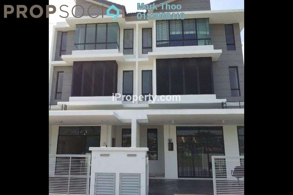For Sale Terrace at Taman Putra Impiana, Puchong Leasehold Semi Furnished 5R/4B 935k