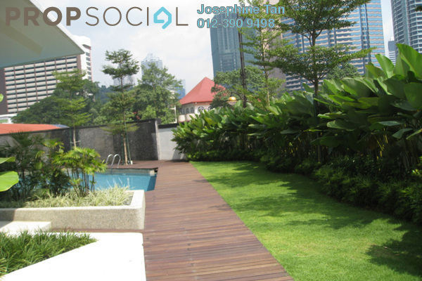 For Sale Condominium at Idaman Residence, KLCC Freehold Fully Furnished 4R/3B 1.66m