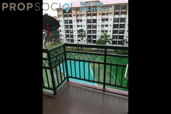 For Sale Apartment at Taman Bayu Perdana, Klang Freehold Semi Furnished 3R/2B 295k