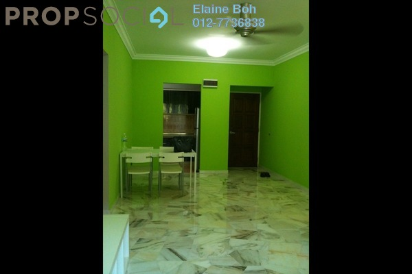 For Rent Apartment at Saraka Apartment, Pusat Bandar Puchong Freehold Semi Furnished 3R/2B 1.3k