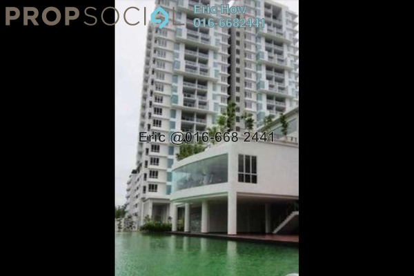 For Sale Condominium at Zen Residence, Puchong Leasehold Semi Furnished 3R/2B 548k