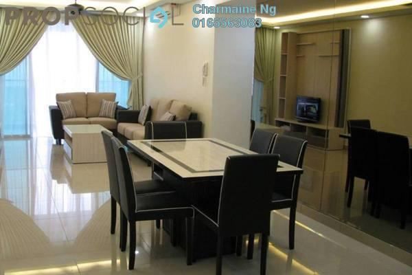 For Rent Condominium at Kiara Residence 2, Bukit Jalil Leasehold Fully Furnished 3R/2B 2.4k