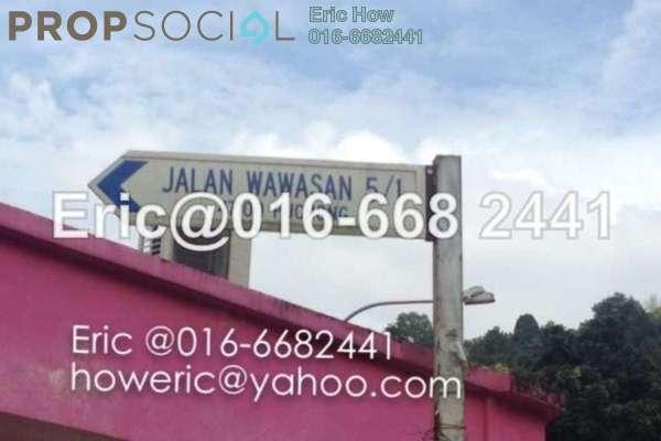 For Sale Shop at Taman Wawasan, Pusat Bandar Puchong Freehold Semi Furnished 0R/0B 728k