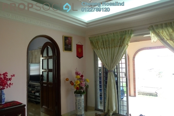 For Sale Bungalow at Taman Paramount, Petaling Jaya Freehold Semi Furnished 0R/0B 3m