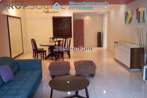 For Rent Condominium at 1 Bukit Utama, Bandar Utama Freehold Fully Furnished 4R/3B 3.2k