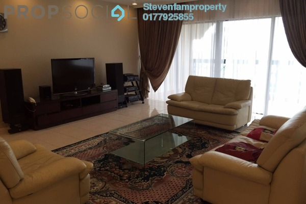 For Rent Condominium at 1 Bukit Utama, Bandar Utama Freehold Fully Furnished 4R/3B 4k