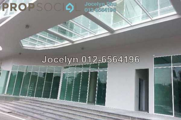 For Sale Office at Oval Tower, TTDI Freehold Unfurnished 0R/0B 752k