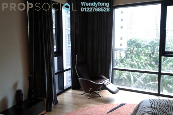 For Rent Serviced Residence at St Mary Residences, KLCC Freehold Fully Furnished 2R/2B 8k