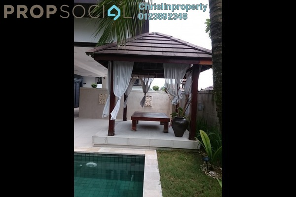 For Sale Bungalow at Setiahills, Ampang Leasehold Semi Furnished 6R/7B 4.5m