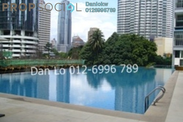 For Sale Condominium at Marc Service Residence, KLCC Freehold Fully Furnished 1R/1B 1.07m