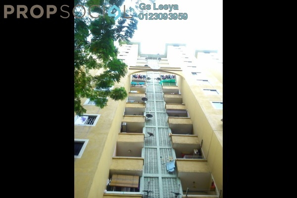 For Sale Apartment at Ketumbar Heights, Cheras Freehold Semi Furnished 4R/2B 380k