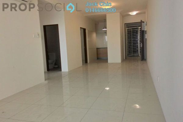 For Rent Condominium at Sentral Residences, Kajang Freehold Semi Furnished 3R/2B 1k