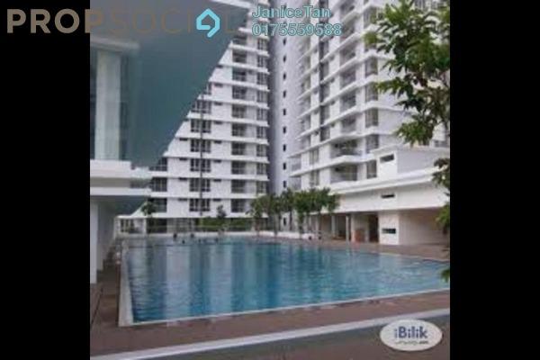 For Sale Condominium at Platinum Hill PV2, Setapak Freehold Unfurnished 3R/2B 730k