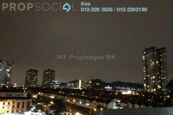 For Sale Condominium at Plaza Medan Putra, Bandar Menjalara Freehold Semi Furnished 3R/2B 490k