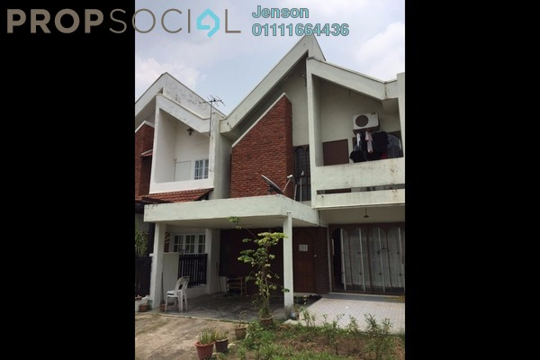 For Rent Terrace at SS15, Subang Jaya Freehold Fully Furnished 5R/3B 3k