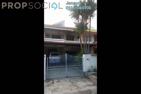 For Rent Terrace at SS14, Subang Jaya Freehold Semi Furnished 4R/3B 1.95k