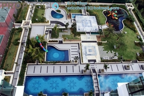 For Sale Condominium at One Damansara, Damansara Damai Leasehold Unfurnished 3R/2B 376k