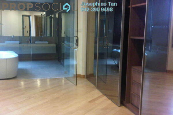 For Rent Condominium at Gallery U-Thant, Ampang Hilir Freehold Semi Furnished 4R/3B 13.3k