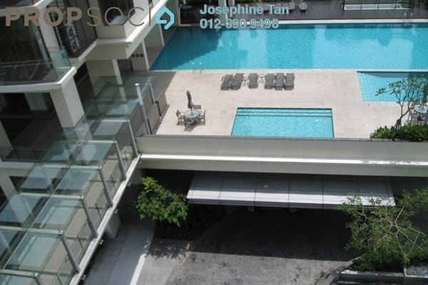 For Rent Condominium at Suria Stonor, KLCC Freehold Semi Furnished 6R/5B 16k
