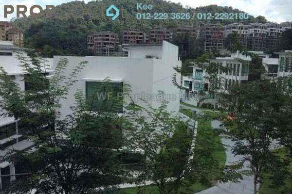 For Sale Semi-Detached at The Airie, Bandar Sri Damansara Freehold Semi Furnished 5R/6B 2.3m