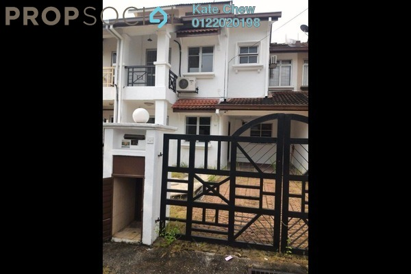 For Rent Terrace at USJ 11, UEP Subang Jaya Freehold Semi Furnished 4R/3B 1.8k