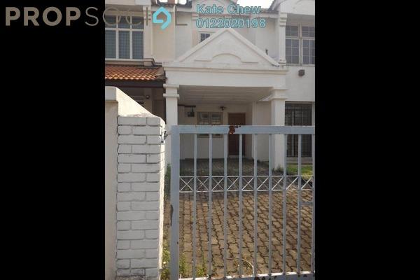 For Sale Terrace at USJ 4, UEP Subang Jaya Freehold Semi Furnished 4R/3B 1.25m