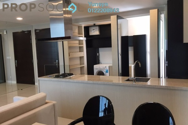 For Rent Condominium at Uptown Residences, Damansara Utama Freehold Fully Furnished 2R/2B 2.8k