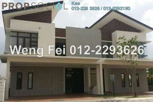 For Sale Semi-Detached at Equine Park, Bandar Putra Permai Leasehold Unfurnished 5R/5B 1.9m