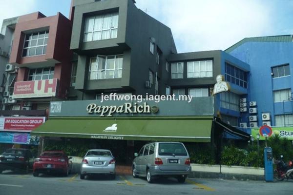 For Rent Shop at SS15, Subang Jaya Freehold Semi Furnished 0R/2B 6k