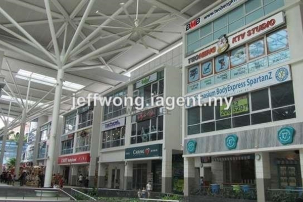 For Rent Shop at Sunway Giza, Kota Damansara Leasehold Unfurnished 0R/6B 33k