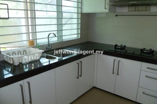 For Rent Townhouse at Desa Sri Hartamas, Sri Hartamas Freehold Fully Furnished 3R/3B 2.9k