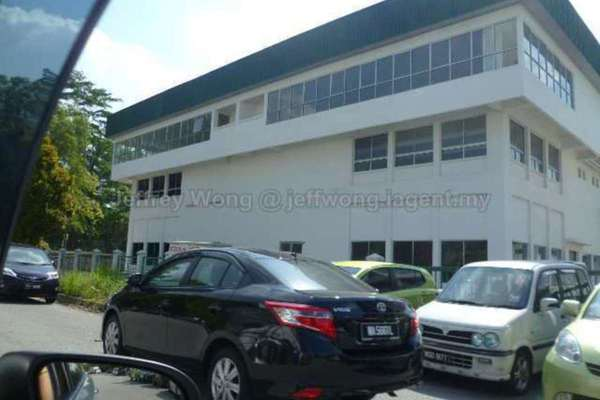 For Rent Factory at Shamelin Heights Business Park, Cheras Leasehold Unfurnished 0R/6B 43k