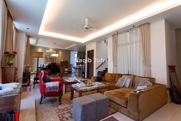 For Sale Semi-Detached at Maplewoods, Saujana Freehold Semi Furnished 5R/5B 2.9m