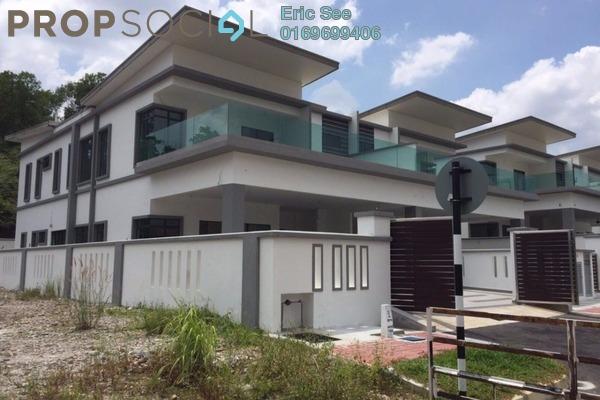 For Sale Semi-Detached at Taman Bukit Serdang, Seri Kembangan Freehold Unfurnished 5R/6B 2.75m