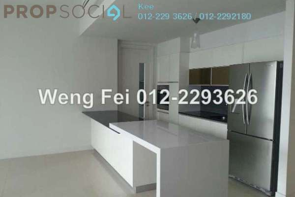 For Rent Condominium at Five Stones, Petaling Jaya Freehold Semi Furnished 3R/4B 3.9k