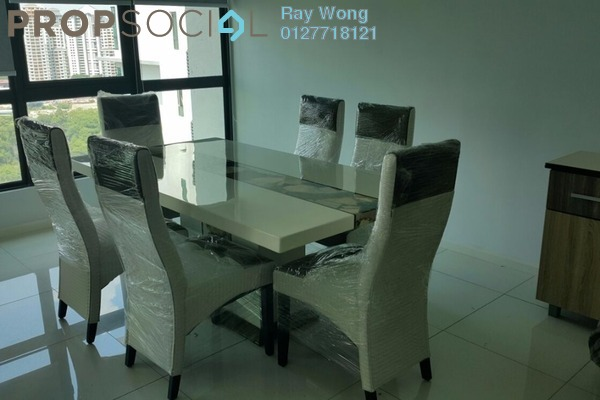 For Rent Condominium at LaCosta, Bandar Sunway Leasehold Fully Furnished 2R/2B 3.2k