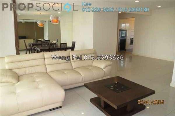 For Rent Condominium at Kiaramas Ayuria, Mont Kiara Freehold Fully Furnished 3R/3B 5.5k